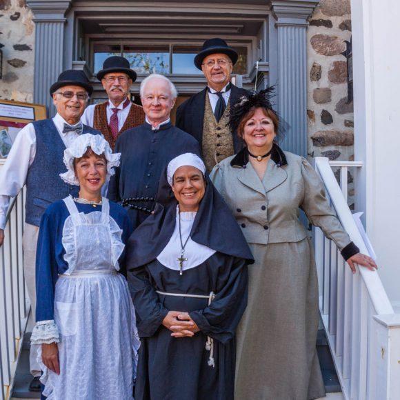 1842-2017: les 175 ans de la paroisse de Saint-Bruno