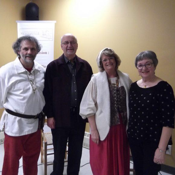 Noël en Nouvelle-France : musique ancienne et traditions